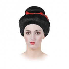 Peluca de Geisha