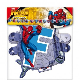 Guirnalda Spider-Man