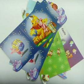Invitaciones Winnie the Pooh