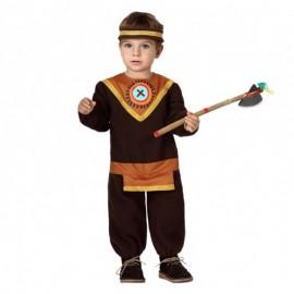 Disfraz de Indio para bebé