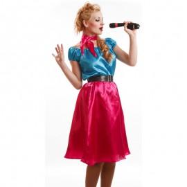 Disfraz años 50