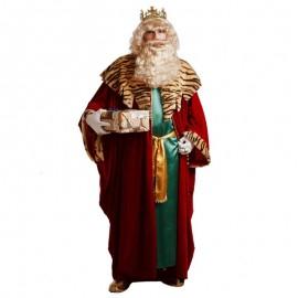Disfraz de Rey Gaspar de adulto