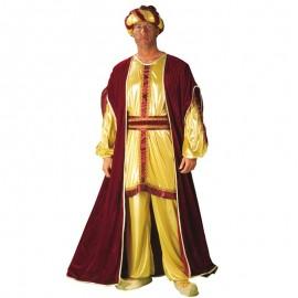 Disfraz de Rey Baltasar de hombre