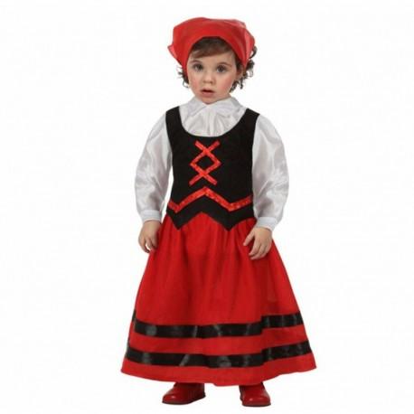 Disfraz de Pastora de bebe