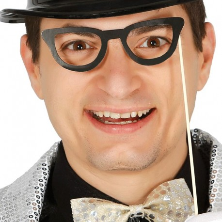 Bolsa 6 gafas, con palo