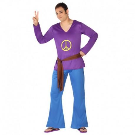 Disfraz de Hippie de hombre