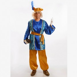 Disfraz de paje Melchor para hombre