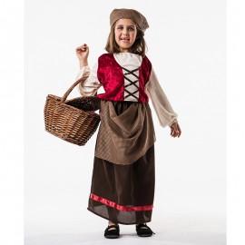 Disfraz de Posadera para niña