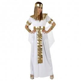 Disfraz de Reina del Niló de mujer