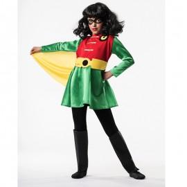 Disfraz de Super Robina para niña