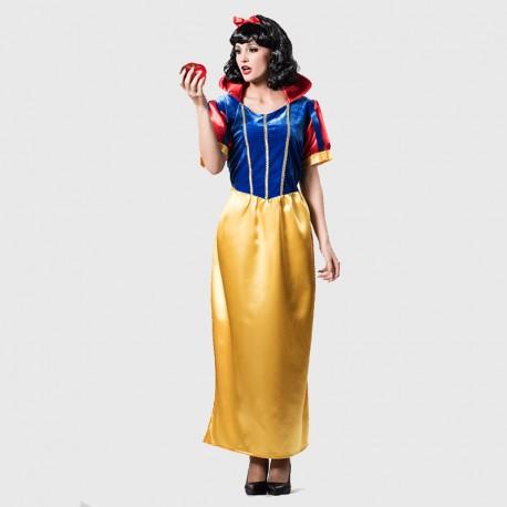 Disfraz de Princesa de las Nieves de mujer