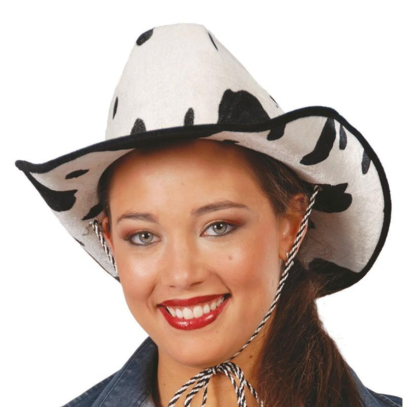 Sombrero vaquero para mujer 2d2b2e78d55