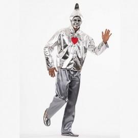 Disfraz de hojalata para hombre