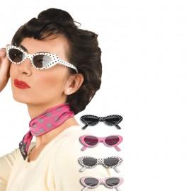 Gafas años 60 surtidas