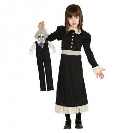 Disfraz de Niña Fantasma para niña