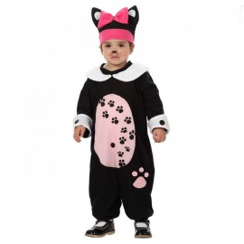 Disfraz de Gatita Bebé