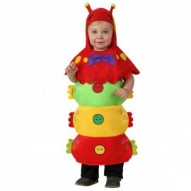 Disfraz de Gusano para bebé