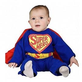 Disfraz de Superhéroe Bebé
