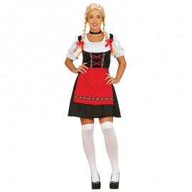 Disfraz de Holandesa para mujer