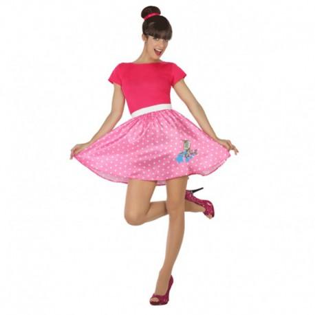 Disfraz de los Años 50 para mujer