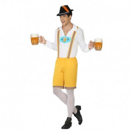 Disfraz de Alemán para hombre