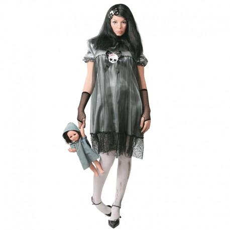 Disfraz de Baby Dead, para mujer