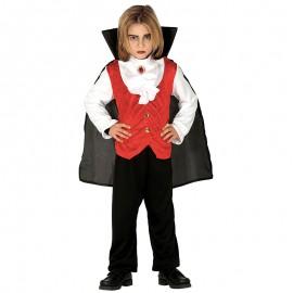 Disfraz de Vampiro, para niño