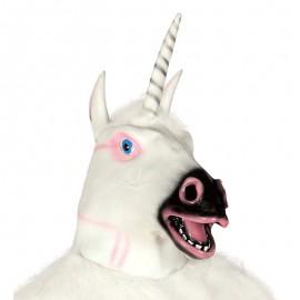 Máscara de Unicornio, para adultos