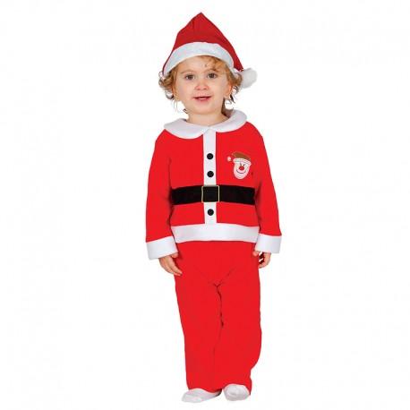 Disfraz de Papa Noel, para bebé