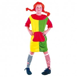 Disfraz Infantil de Pipi Calzaslargas