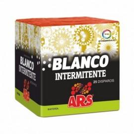 BLANCO INTERMITENTE 25 DISPAROS