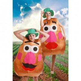 Disfraz de Señor Patata para adultos