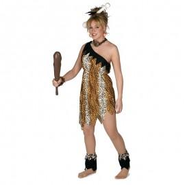 Disfraz de las Cavernas para mujer