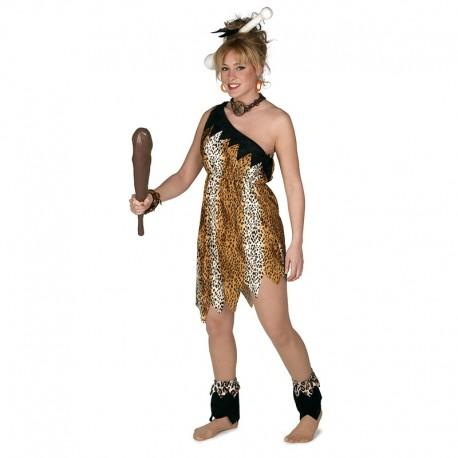 Disfraz de Mujer de las Cavernas