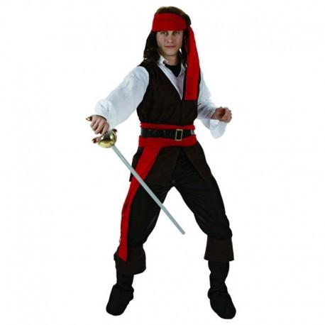 Disfraz de Pirata Bucanero