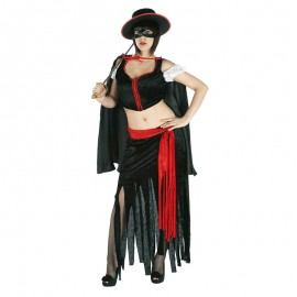 Disfraz de Enmascarada para mujer