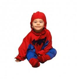 Disfraz de Spider Boy bebé