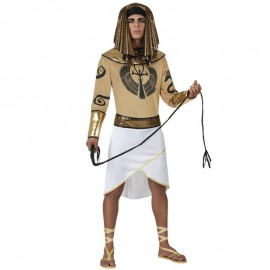 Disfraz de Faraón Musculoso para hombre
