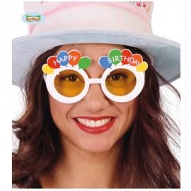 Gafas de Happy Birthday