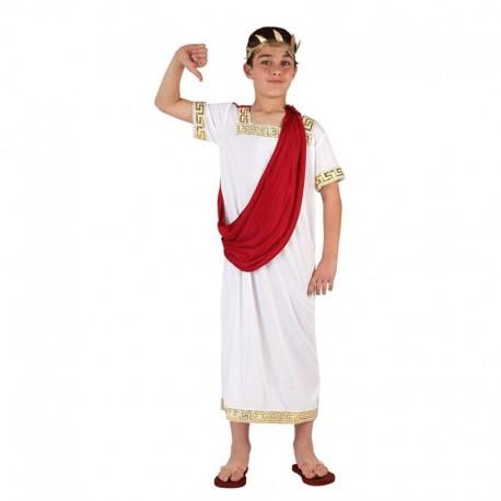 Disfraz Infantil de Emperador Romano