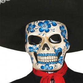 Careta de Esqueleto para adultos