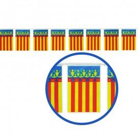 Bolsa de 50 metros Bandera Regional Valencia