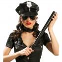 Porra Policia de plástico