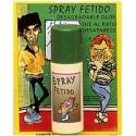 Spray Fétido de broma