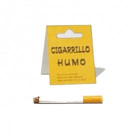 Broma de Cigarrillo con Humo