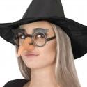 Gafas con nariz de bruja