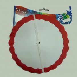 Guirnalda Redonda Multicolor para decorar