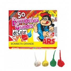 Petardos: Bombeta Grande 50 unidades