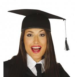 Sombrero de estudiante de fieltro