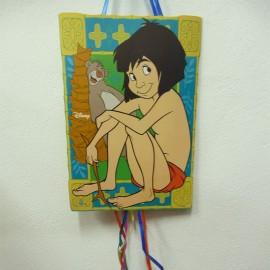 Piñata El Libro de la Selva infantil para cumpleaños